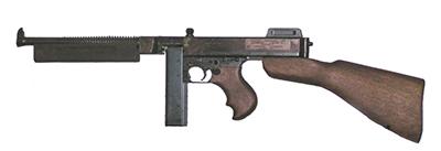 tommy gun400